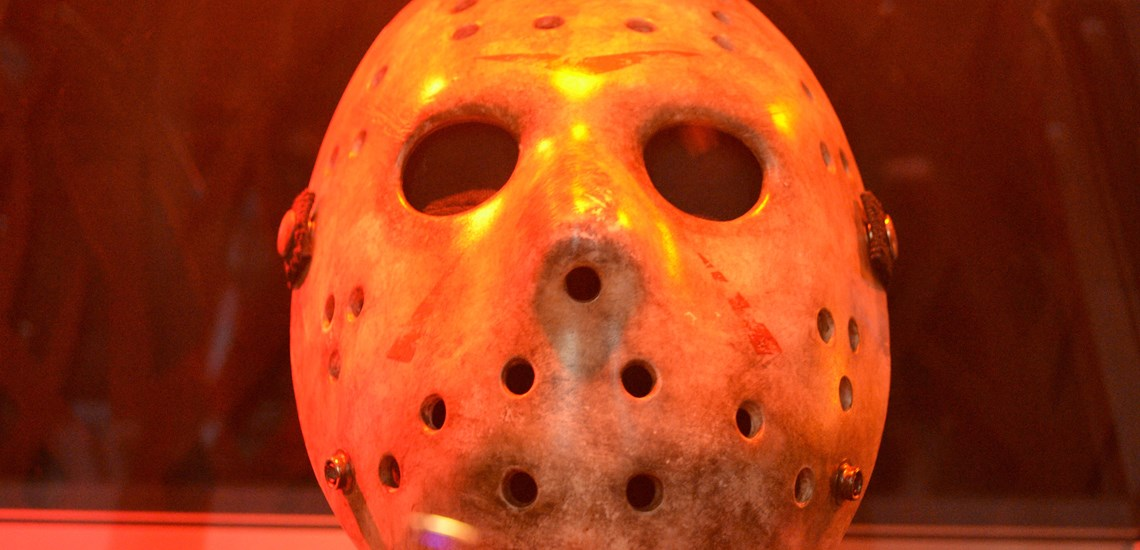 Happy Friday The 13th The Story Behind Jasons Mask Museum Of Pop