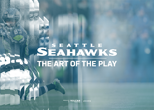 SEATTLE SEAHAWKS: THE ART OF THE PLAY