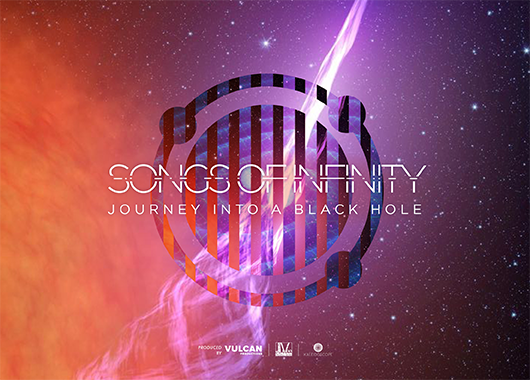 SONGS OF INFINITY: JOURNEY INTO A BLACK HOLE
