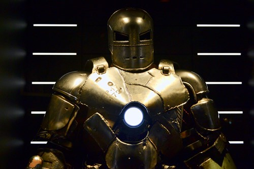 Mark 1 from Iron Man at MoPOP