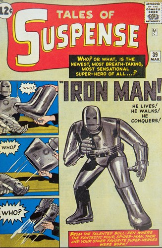 Issue 39 - Iron Man Tales of Suspense