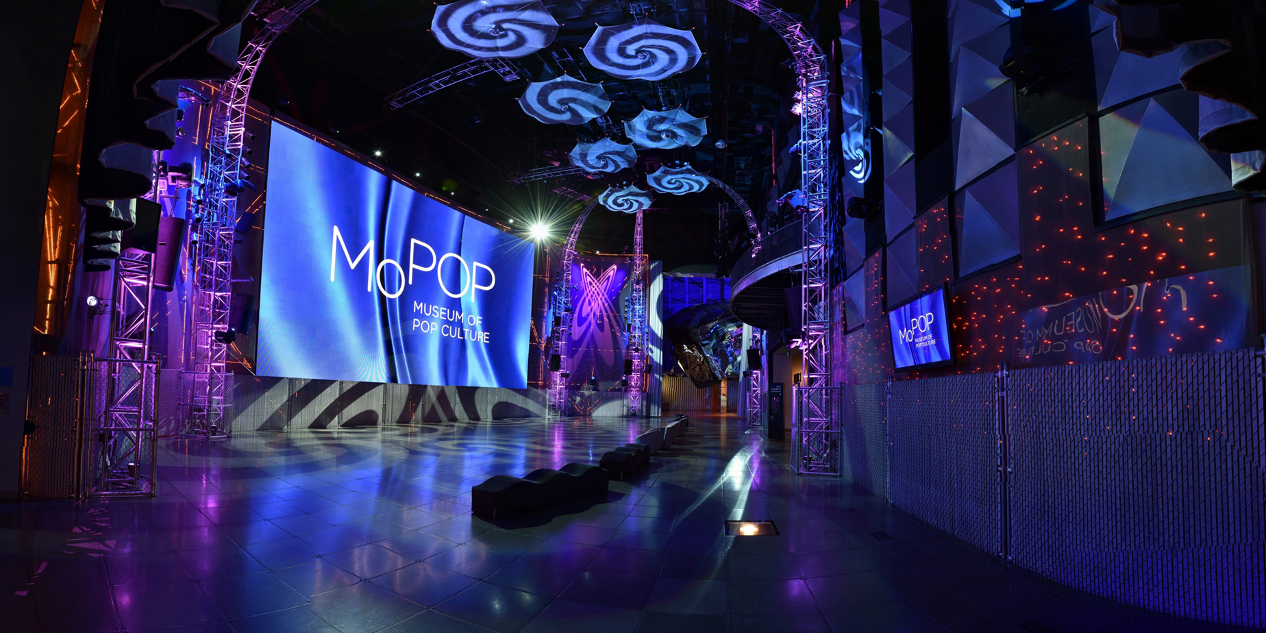 Event Venues in Seattle Washington | Museum of Pop Culture