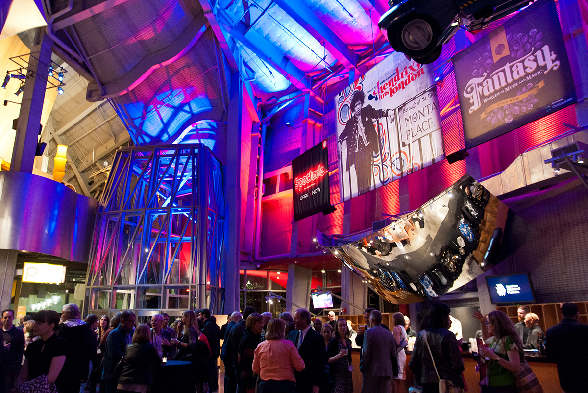 Event Venues In Seattle Washington Museum Of Pop Culture