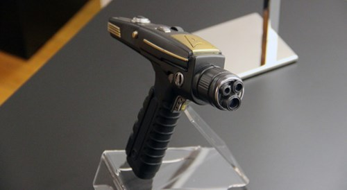 Star Trek Discovery Phaser