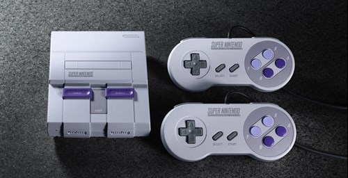 Snes Mini Nintendo