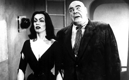 Scene in Plan 9 From Outer Space