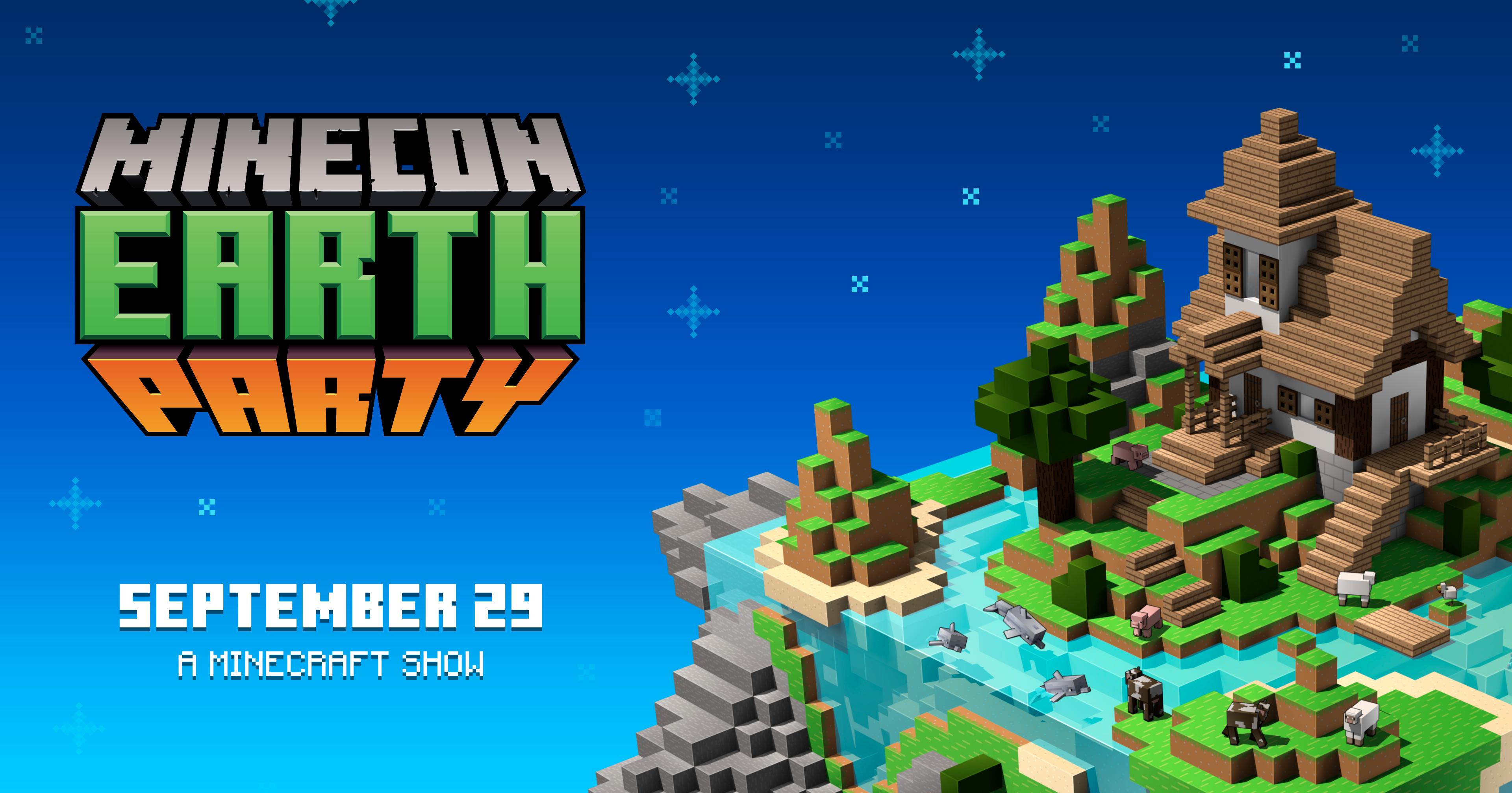 minecon earth party