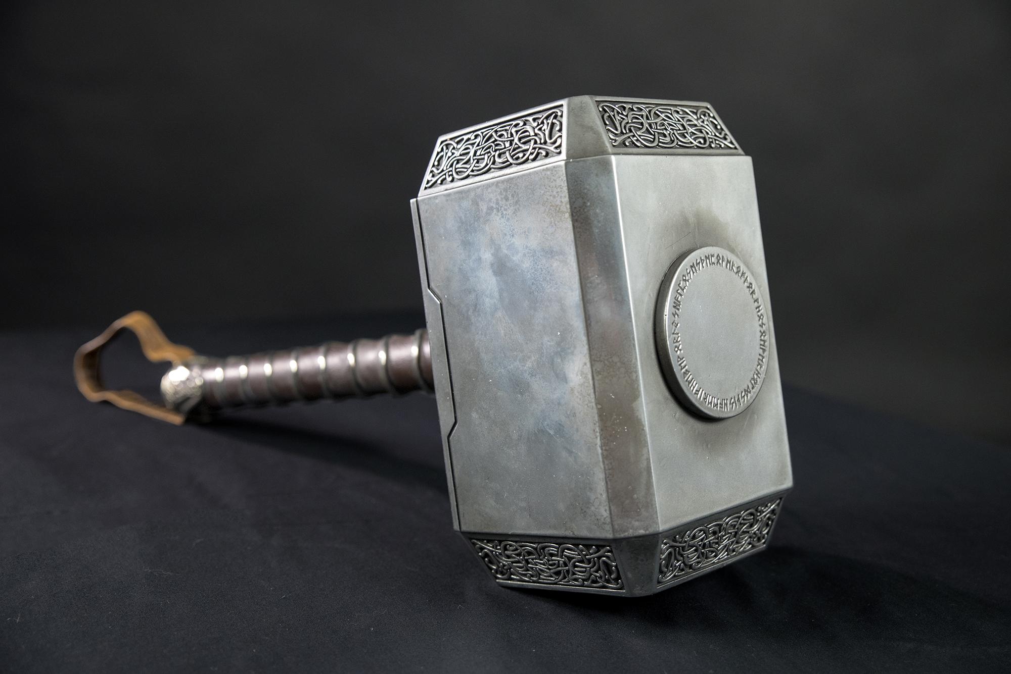 Artifact Stats Thor S Hammer
