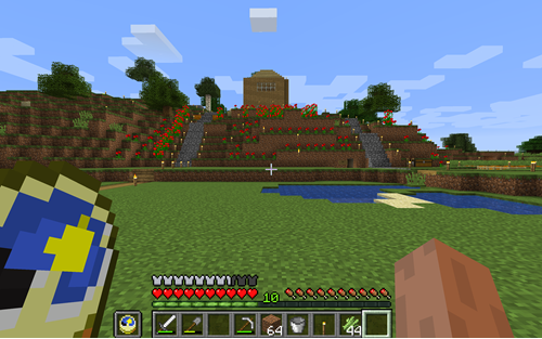 Minecraft Welcome To Poppy Hill The Mopop Blog