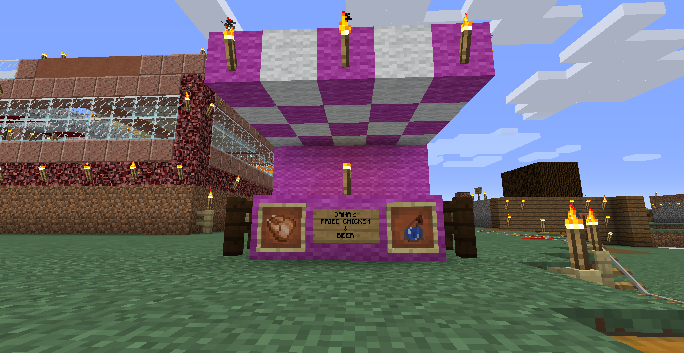 Minecraft The Family That Crafts Together | The MoPOP Blog