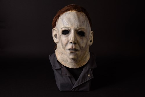 Michael Myers mask at MoPOP