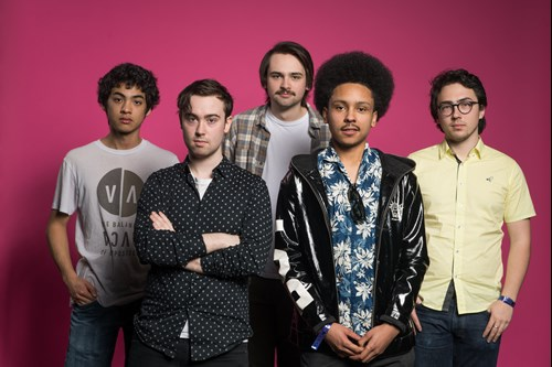 Seattle band Huey and the InFLOWentials