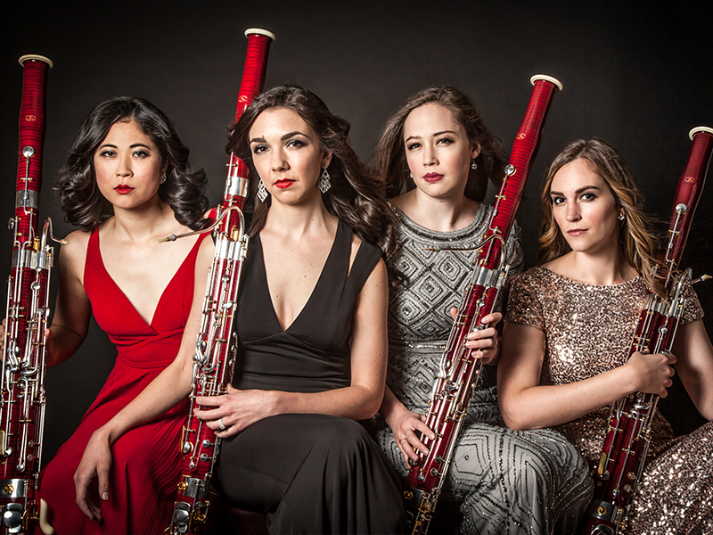 The Breaking Winds Bassoon Quartet