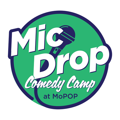 Mic Drop Comedy Camp at MoPOP