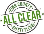 All Clear King County Safety Pledge